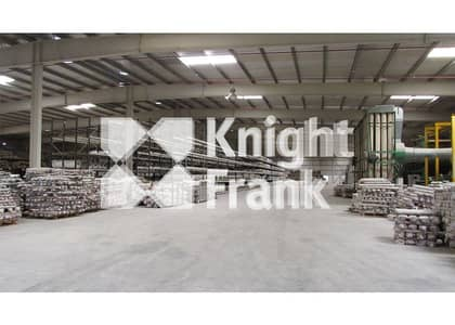 Warehouse for Sale in Technology Park, Dubai - Factory and warehouse with high power