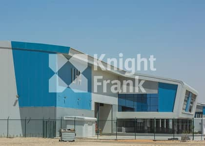 Warehouse for Rent in Dubai South, Dubai - Dubai South   Logistics House to Lease