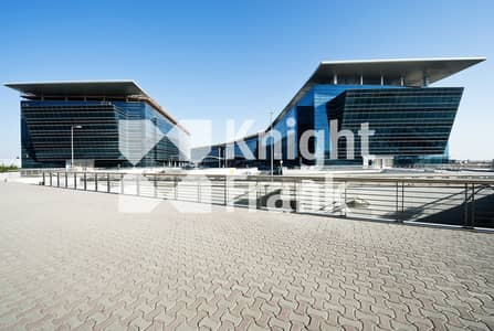 Office for Rent in Dubai South, Dubai - Dubai South | Fitted Offices to Lease