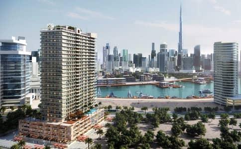 Burj Khalifa view OWN_ STUDIO APT-  Furnished