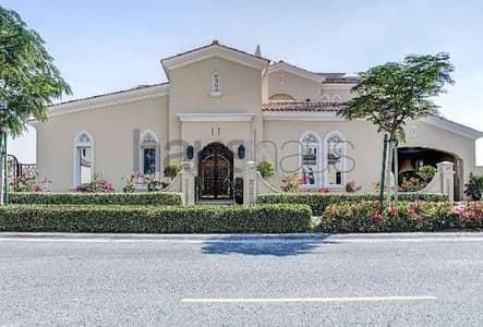 6 Bedroom Villa for Sale in Arabian Ranches, Dubai - Show Villa   TypeF   Corner Plot   Ready
