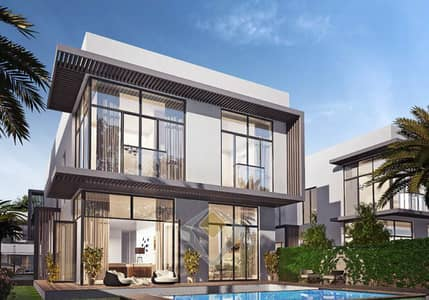 3 Bedroom Villa - Completion Date: 2018 in Akoya Oxygen
