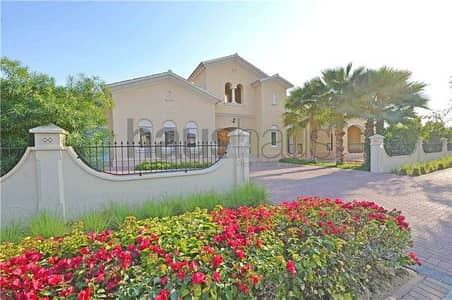 5 Bedroom Villa for Sale in Arabian Ranches, Dubai - | Golf Home | Type C | Central location |
