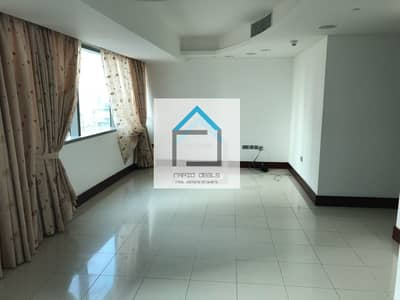 2 Bedroom Flat for Rent in World Trade Centre, Dubai - Huge 2BR including DEWA facing Community