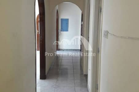 One Month Free Rent! 3BR APT in Al Nahyan Camp