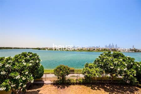 4 Bedroom Villa for Rent in The Springs, Dubai - Gorgeous Lake and Marina views 4BR villa