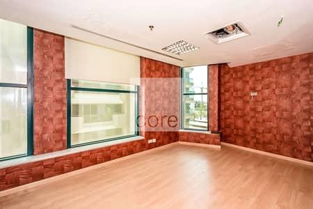 مکتب  للايجار في شارع الشيخ زايد، دبي - Highly fitted office vacant in DXB Tower