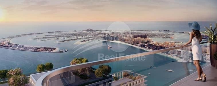 1 Bedroom Flat for Sale in Dubai Harbour, Dubai - Private Beach Living Starts From 1.2 Million