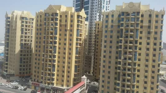 3 Bedroom Apartment for Sale in Ajman Downtown, Ajman - 3 Bedroom Hall Apartment full Open & partial Sea  view Just 420000 AED Only.
