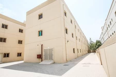 Labour Camp for Rent in Dubai Investment Park (DIP), Dubai - Exclusive Independent Vacant Labour Camp