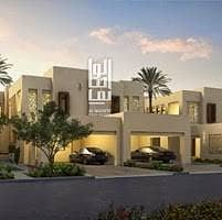 Corner 3BR villa in Mira Oasis 2 J type sell at OP