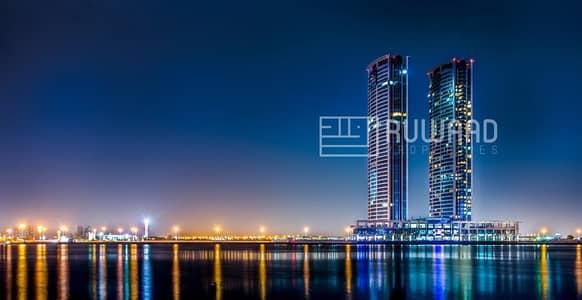 Office for Rent in Dafan Al Nakheel, Ras Al Khaimah - Offer Price !! Furnished Office for Rent in Julphar Tower, Ras Al Khaimah