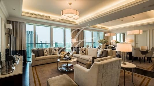 3 Bedroom Penthouse for Sale in Downtown Dubai, Dubai - Exclusive - 5% ROI for 3 Years - Incredible City Views