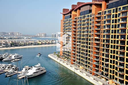 3 Bedroom Apartment for Rent in Palm Jumeirah, Dubai - 2 Checks | TypeB | Mid floor | Vacant Now