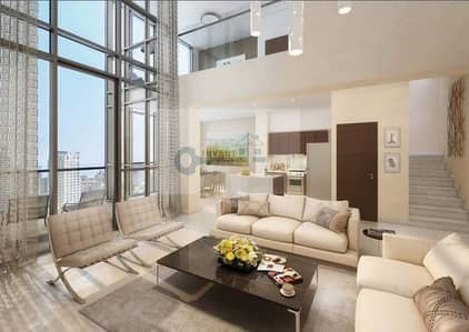 Splendid 3BR with Huge Terrace and Maid's-Bellevue Towers with amazing Downtown View, Call Munir