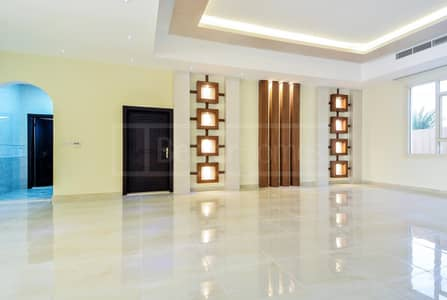14 Bedroom Villa for Rent in Khalifa City A, Abu Dhabi - 14 Masters BR w/ Fully decorated Villa in Khalifa