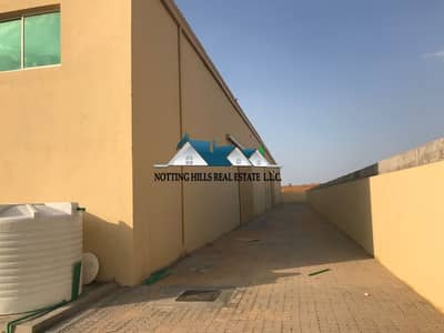 Warehouse for Sale in Emirates Modern Industrial Area, Umm Al Quwain - 43500 sq ft industrial Property with 24000 sq ft warehouse is available for sale in Umm al Quwain