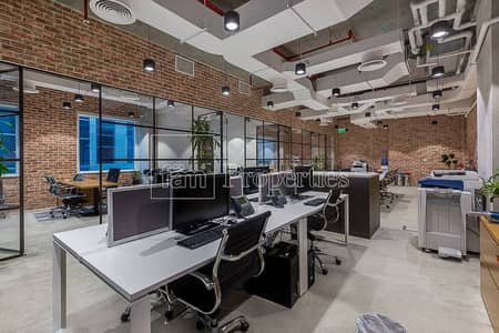 Luxury Office with 8% ROI in Bay Square