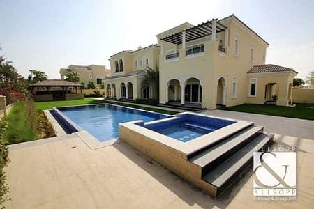 6 Bedroom Villa for Sale in Arabian Ranches, Dubai - Full Polo View   Type F   10