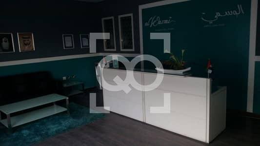 Office for Rent in Al Quoz, Dubai - Fiurished Office In Al QUoz