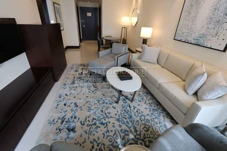 Full Burj and Fountain View | 1 Bed+Study | Vacant