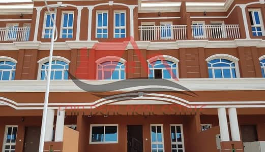 4 Bed Begonia Villa In Ajman Uptown For Rent