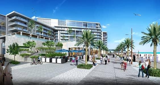 4 Bedroom Apartment for Sale in Saadiyat Island, Abu Dhabi - Off Plan Project - 4BR Corner Unit in Mamsha Saadiyat