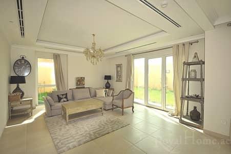 3 Bedroom Villa for Rent in Al Barsha, Dubai - Fully Furnished | Tree Bedroom | Lantana