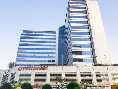 Office for Rent in Dubai Silicon Oasis, Dubai - Fitted Office Space in IT Plaza Silicon Oasis