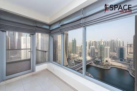 2 Bedroom Flat for Sale in Dubai Marina, Dubai - Full Marina View Apartment on High Floor