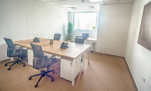 Office for Rent in Downtown Dubai, Dubai - Economical co-working option for new trade license and renewal of existing trade license.