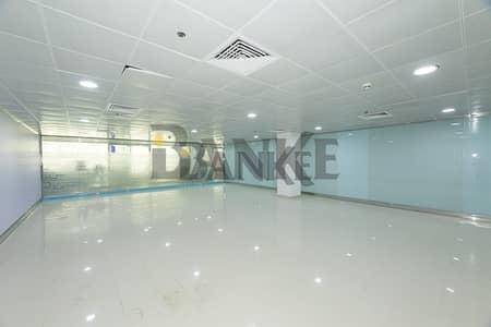Office for Rent in Al Barsha, Dubai - DEWA CHILLER FREE: Fitted office 60k SZR Al Barsha 1 Dubai