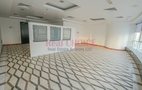 Office for Rent in Jumeirah Lake Towers (JLT), Dubai - Near the Metro | Fitted Office| Vacant