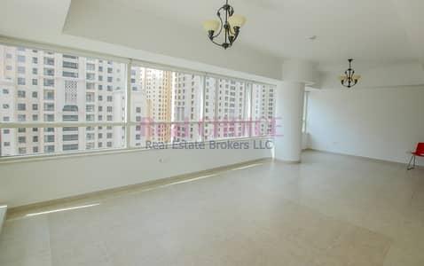 2 Bedroom Apartment for Rent in Dubai Marina, Dubai - JBR and Marina View   High Floor 2BR Apt