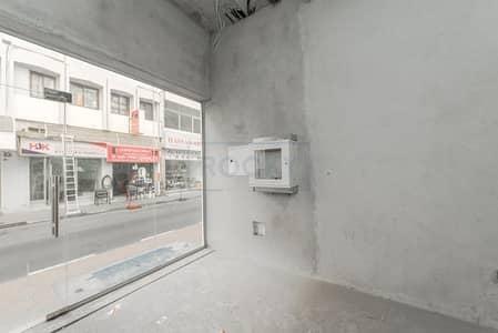 Shop for Rent in Deira, Dubai - 220 Sq.Ft  Shop | Split A/C | Near Union Metro | Deira