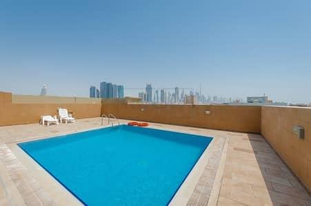 1 Bedroom Apartment for Rent in Al Satwa, Dubai - 1 Bedroom | Pool