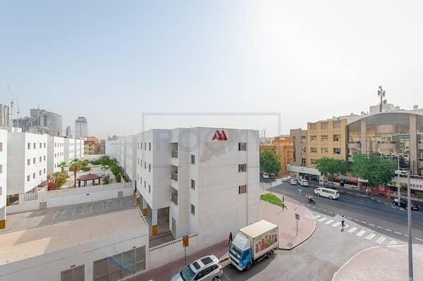 10 2 Bed with Window A/C | Near ADCB Metro Station | Al Karama
