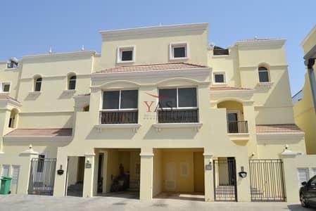 4 Bedroom Villa for Sale in Al Hamra Village, Ras Al Khaimah - 4 Bed BAYTI Villa - Swimming Pool View