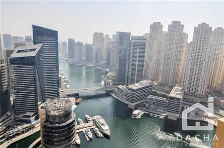 Studio for Sale in Dubai Marina, Dubai - Studio Stunning  Views Address Marina