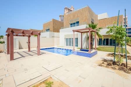 5 Bedroom Villa for Rent in Marina Village, Abu Dhabi - Contemporary Five bedroom villa with pool