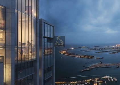 2 Bedroom Apartment for Sale in Dubai Marina, Dubai - Palm Jumeirah Views | Beautiful 2BR Ready Apartment for sale in Dubai Marina | 5 Years Post Handover Payment Plan
