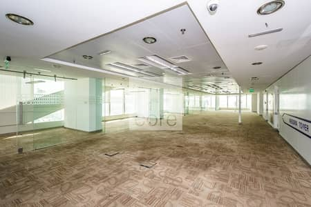 Floor for Rent in Sheikh Zayed Road, Dubai - Full floor with panoramic view in Nassima