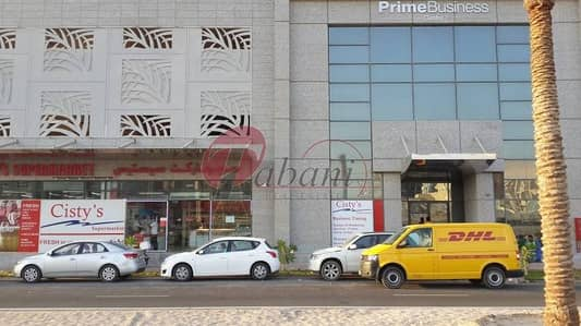 Fitted Office for Rent at JVC  opp to Cricket stadium..