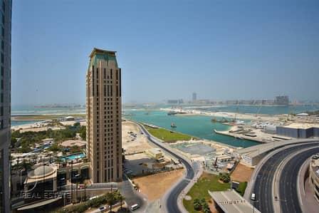 1 Bedroom Flat for Sale in Dubai Marina, Dubai - Full Sea View   Quick Sale   2 Bedroom