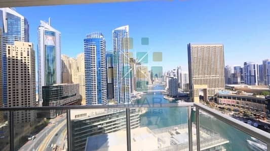 2 Bedroom Apartment for Sale in Dubai Marina, Dubai - 2 Bed  with Full Marina views in the most happening place
