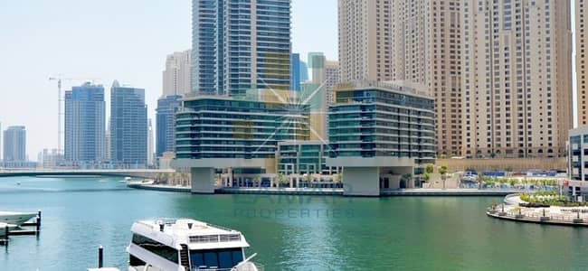 1 Bedroom Flat for Sale in Dubai Marina, Dubai - 06 series - Full Marina view - Best Location - West Tower