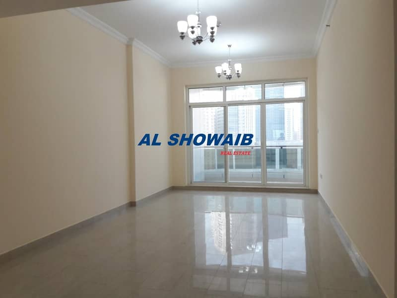 2BHK Available in Amman street Carrefour Mkt Building