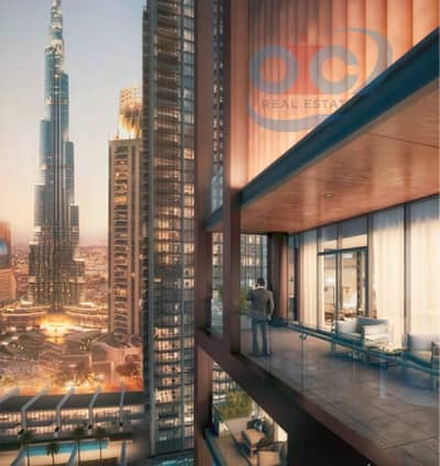 1 Bedroom Apartment for Sale in Downtown Dubai, Dubai - Luxury 1 Bedroom/ DT 1/Downtown/Off plan!!
