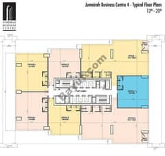 Typical Floors (12-20)
