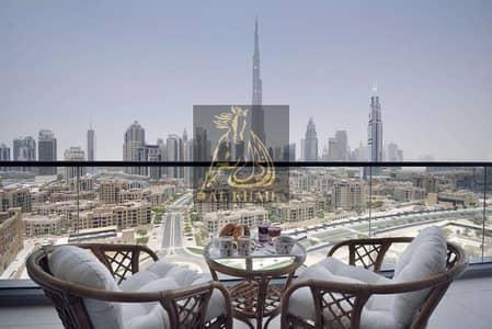 3 Bedroom Flat for Sale in Downtown Dubai, Dubai - Burj Khalifa View   High-End 3 BR Apartment for sale in Downtown Dubai   Flexible Payment Plan